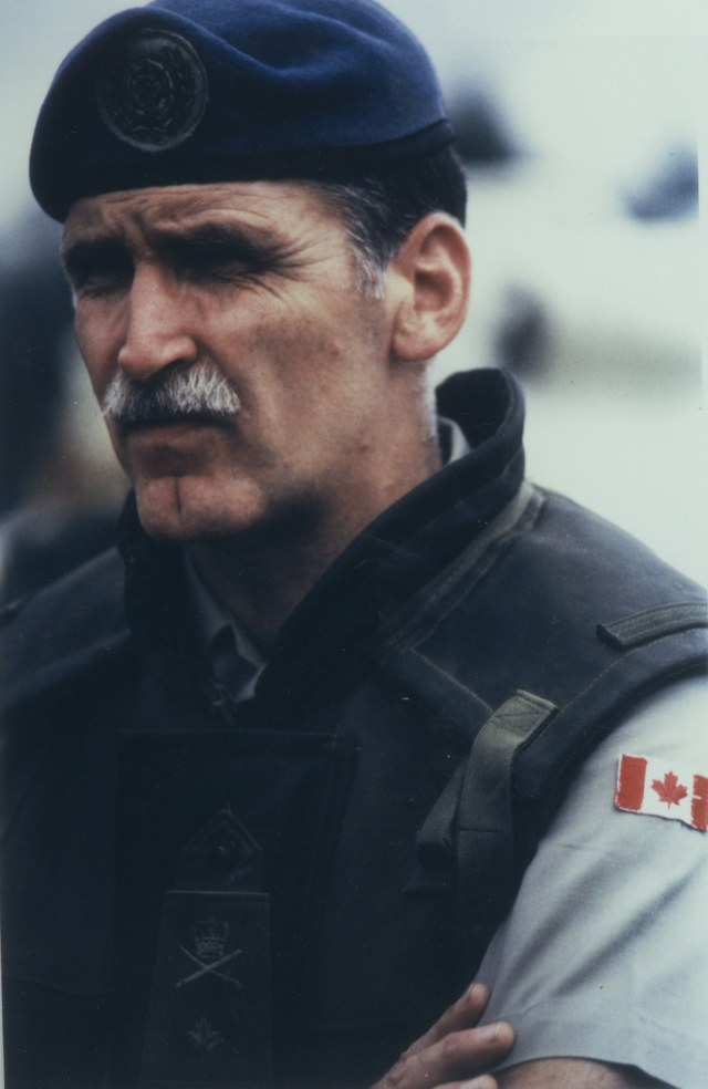romeo dallaire Founded by retired lieutenant-general and celebrated humanitarian roméo  dallaire and housed at dalhousie university, the roméo dallaire child soldiers .